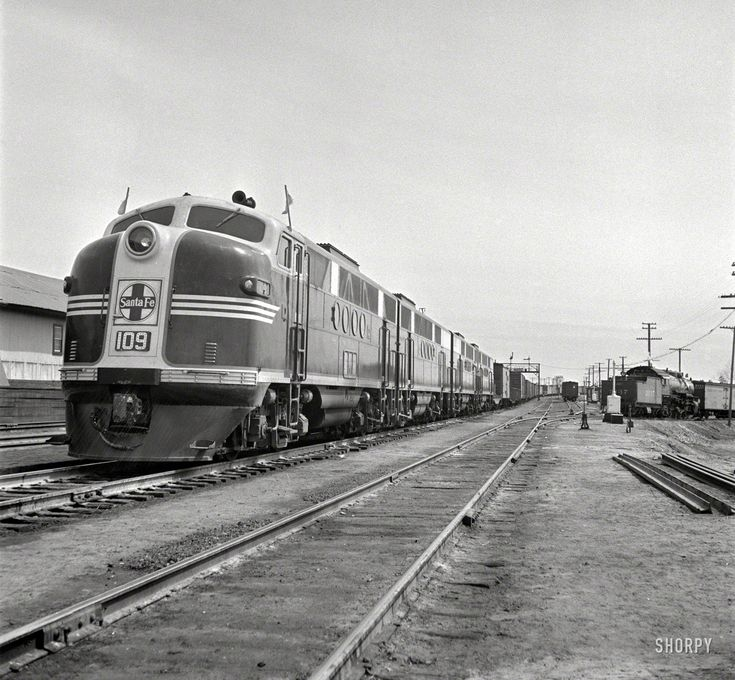 Best Atchison Topeka Santa Fe Railway Images On Pinterest - Atchinson topeka and santa ferailroad on the us map