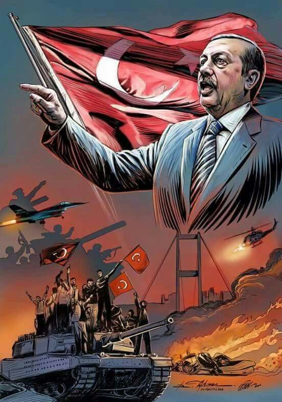 Cumhurreyisimiz Receb Tayyip Erdoğan