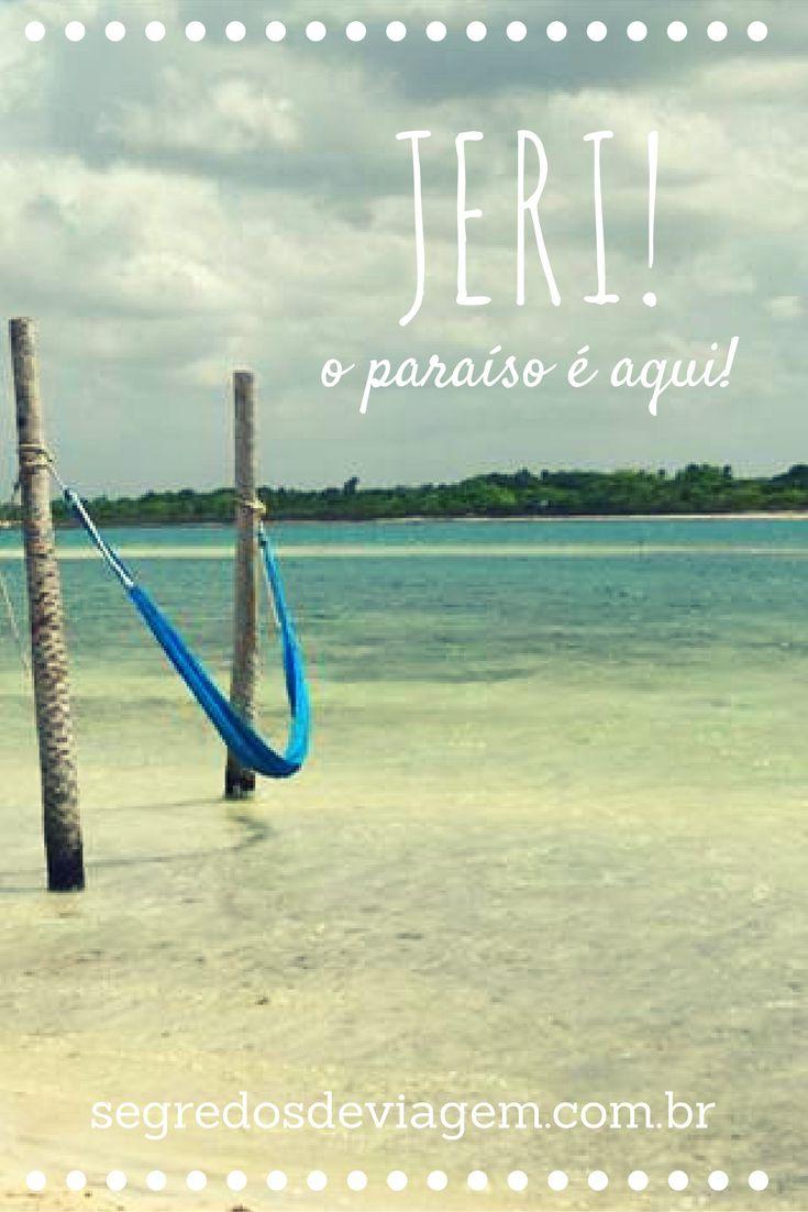 Como ir de Fortaleza a Jericoacoara, o que fazer por lá, onde comer, quantos dias ficar... essas e muitas outras dicas no nosso guia completo de Jeri!