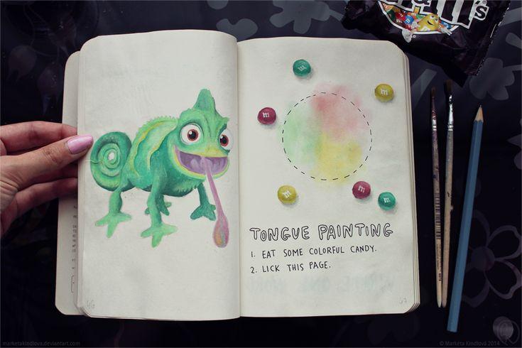 scrub this page wreck this journal - Pesquisa Google