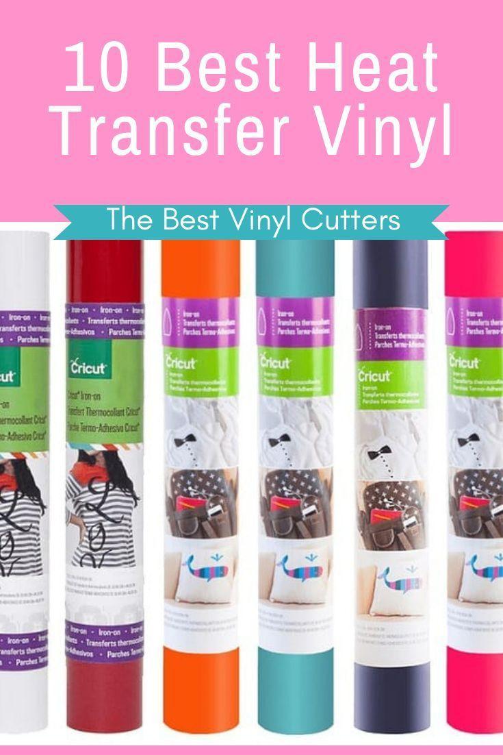 10 Best Heat Transfer Vinyl Reviews 2019 Cricut Heat Transfer Vinyl Cricut Projects Vinyl Heat Transfer Vinyl