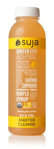 The famous Master Cleanse conveniently bottled by Suja Juice. We've blended the original recipe into a bottle for cleansing on the go…OMG! I LOVE THiS StUFF!