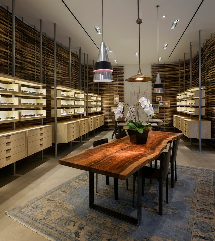 New boutique: Oliver Peoples