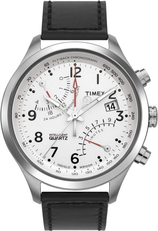 TIMEX インテリジェントクオーツ T2N701 レーシングフライバック - Yahoo!オークション