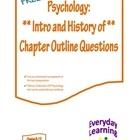 This FREE 7-page packet contains essential prompts that guide note-taking for students who have read a chapter on the Introduction and History of Psychology. The packet follows the format and text found in Zimbardo's AP Psychology textbook, however they can be used with many other textbooks. Geared for high school, this packet can be used as a study guide or a non-graded homework assignment. Visit our store for add'l Chapter Packets.
