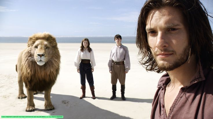 Le monde de Narnia. Chapitre 3 : l'odyssée du passeur d'aurore. Dec. 25th 2014. 20h55 (19:55 GMT). TF1