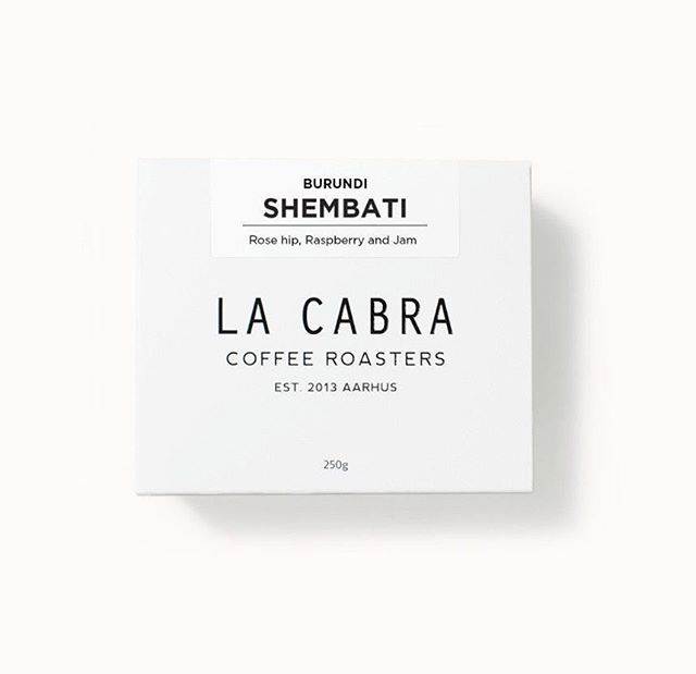 This month's coffee from featured #KaffeBox roaster @lacabracoffee   Burundi - Shembati  This coffee is processed at a private Coffee Washing Station in one of our favorite districts Kayanza. Producer Salume Ramsdahn is dividing his coffee based on the area they are grown and harvested. As they are also separating their coffees based on daily pickings and different processing methods it is possible to make a very specified selection of micro lots based on the different flavor profiles…