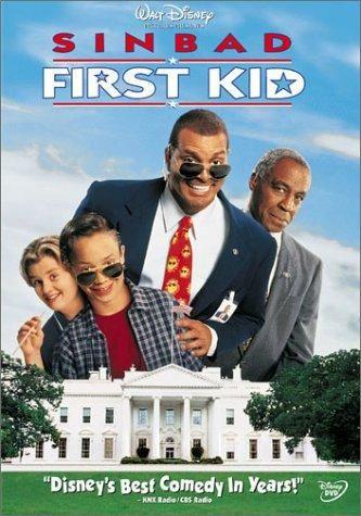 First Kid (1996 / DVD) Sinbad, Brock Pierce, Blake Boyd, Timothy Busfield, Art LaFleur