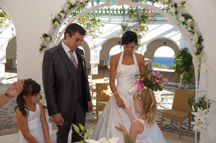 Wedding in Kallithea Spa