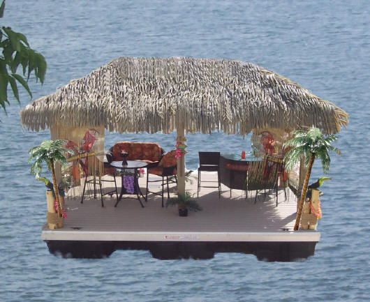 I Want To Do This To Our Floating Dock My Style