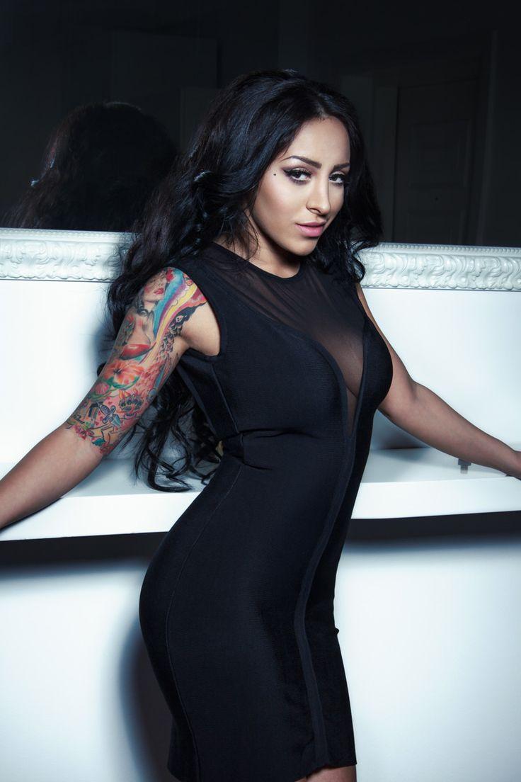 tattooed romanian escort dubai