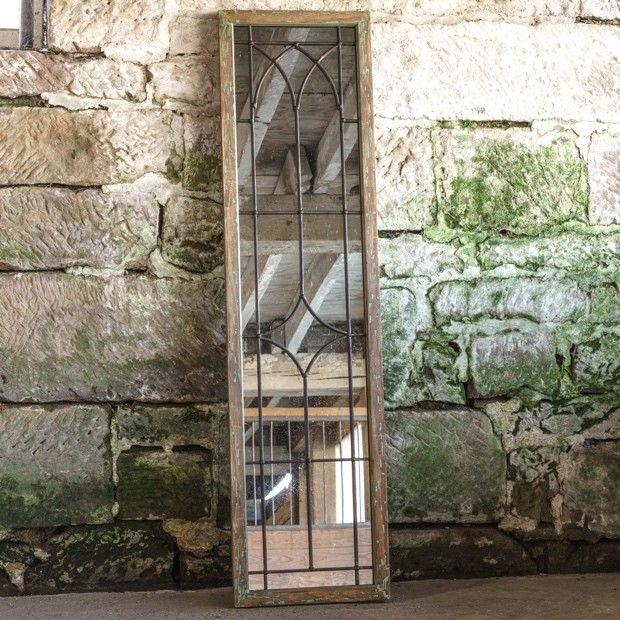 Framed Decorative Full Length Mirror