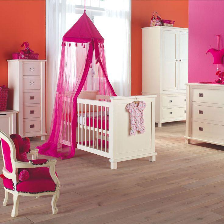 25 beste idee n over oranje babykamers op pinterest chevron kwekerij meisje muntkleurige - Kleur babykamer meisje ...
