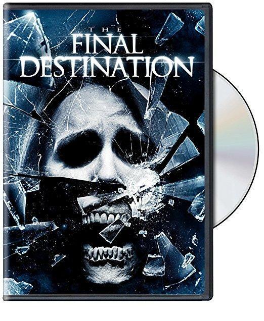 The Final Destination(DVD / WS / 3D/2D / ECO / O-Sleeve) Krista Allen; Shantel VanSanten; Bobby Campo; Haley Webb; Nick Zano; Andrew Fiscella; Mykelti Williamson; Jessica Ritchie; Billy Slaughter; Cecile Monteyne