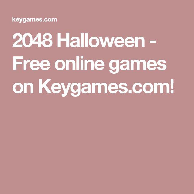 2048 Halloween - Free online games on Keygames.com!