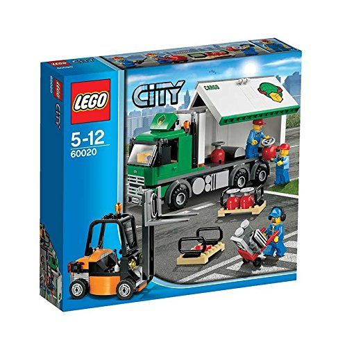 cool LEGO City Airport 60020: Cargo Truck