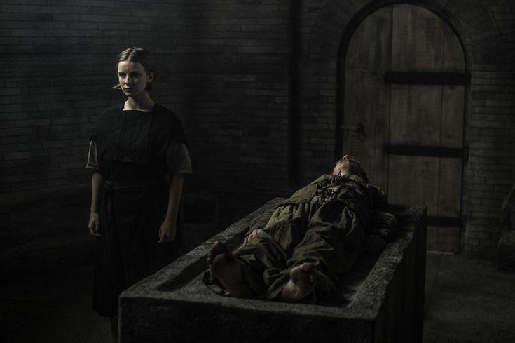 Conoce a The waif, la actriz de Game of Thrones (Imágenes)