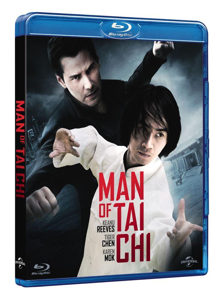 Man of Tai Chi - in DVD e Blu-ray dal 9 luglio