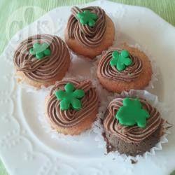 Minicupcakes al cioccolato e vaniglia @ allrecipes.it – Cupcakes..