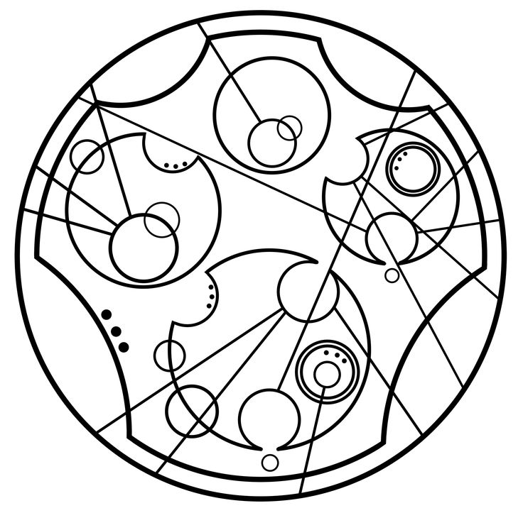 Doctor Who Tattoo By Atacoast Deviantart Com On: 19 Best Gallifreyan Images On Pinterest