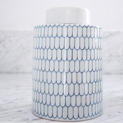 Keramikburk Ginza Indigo