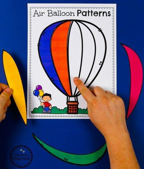 Transportation Worksheets Planning Playtime Transportation Preschool Activities Air Transportation Preschool Transportation Worksheet