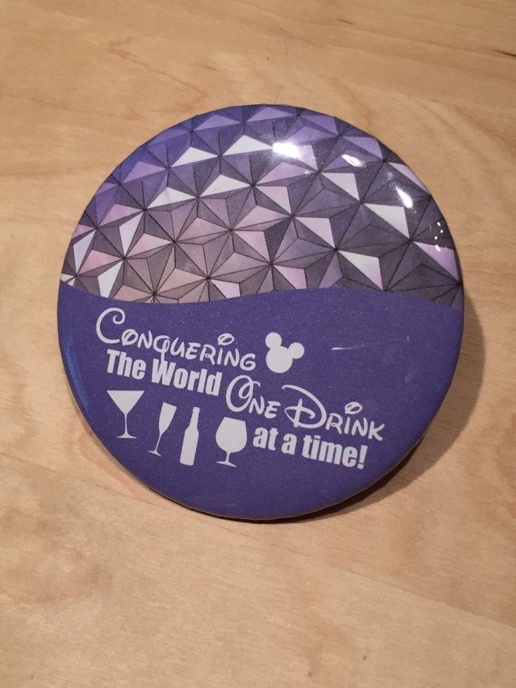 Drinking Around the World Disney button by JMGRAYDesign on Etsy https://www.etsy.com/listing/267732287/drinking-around-the-world-disney-button
