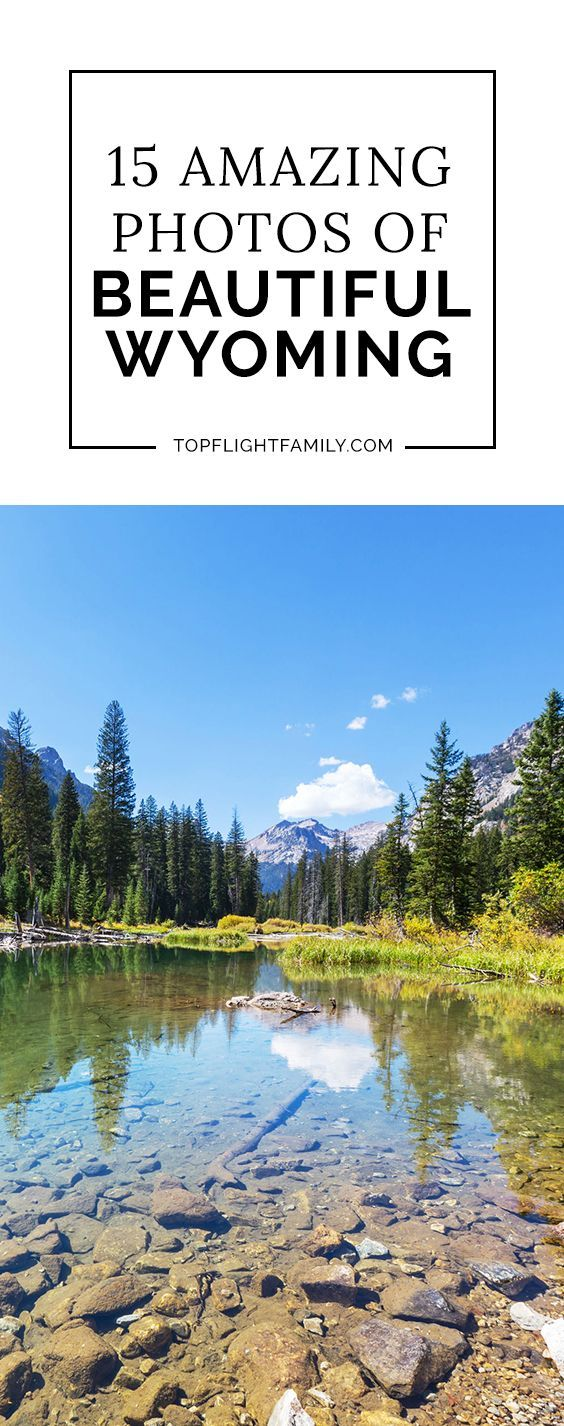 Visit Wyoming to explore incredible natural attractions. From prairies and springs to valleys and rock formations, here's where to go and what to see.