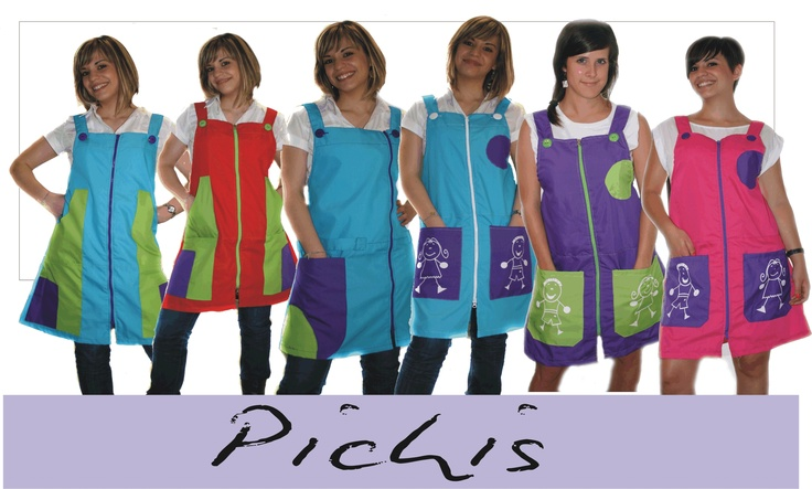 uniformes para maestras de preescolar - Google Search