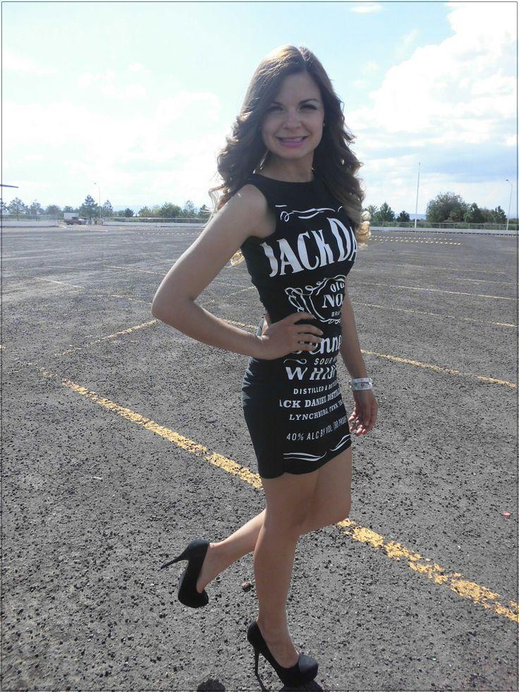 jack Daniels dress<3