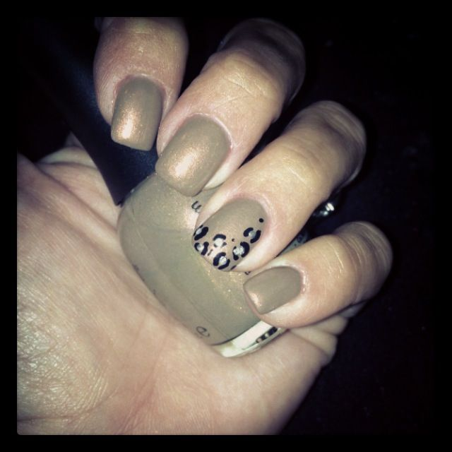 27 best nails images on pinterest nail art ideas accent nails shimmer cheetah prinsesfo Images