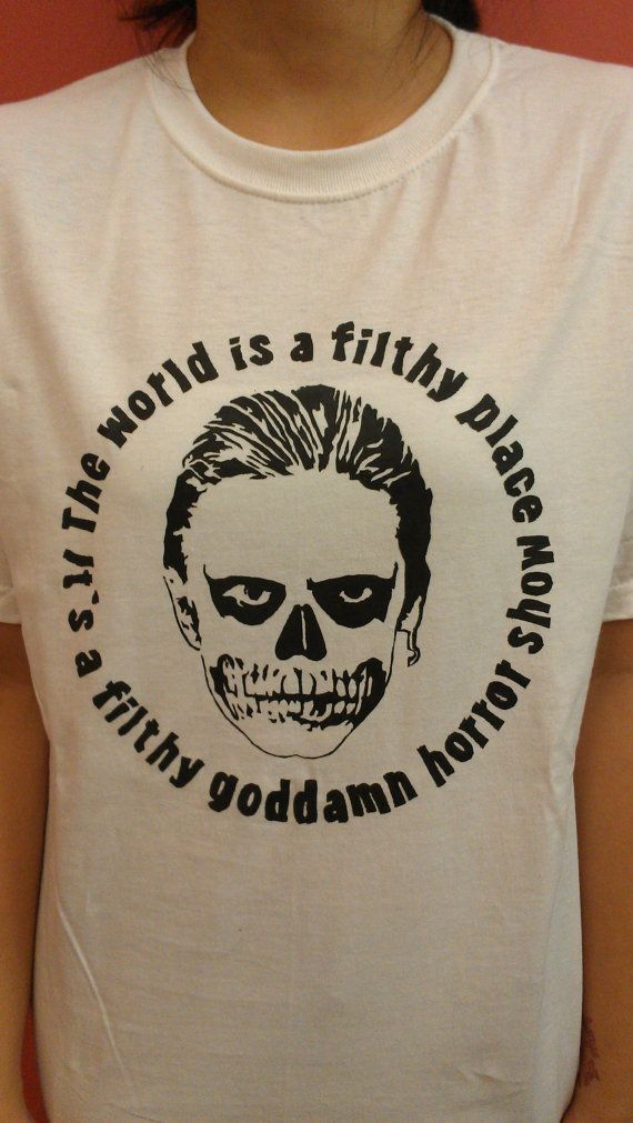 American Horror/Tate Langdon Shirt by MerlinsWanderland on Etsy, $19.99 And the list gets bigger.