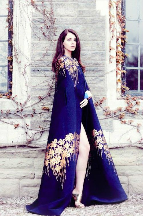 Lana Del Rey, Fashion Magazine, Chris Nicholls