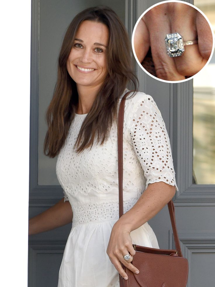 Find Out Pippa Middleton's Wedding Date — and Who Designed Her Ring