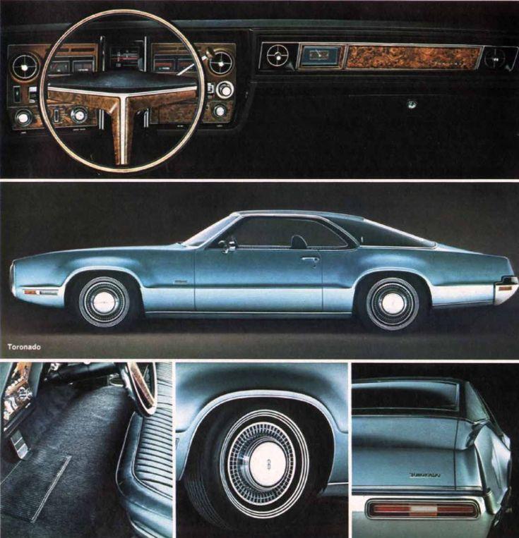 1970 (?) Oldsmobile Toronado