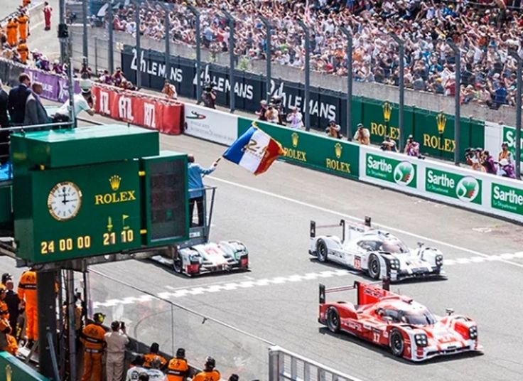 The attention of the motor sport world turns to France for the greatest endurance event of the year, the 24 Hours of Le Mans, from 17 – 18 June 2017. Sixty cars will line up on the grid before the French Tricolour flag drops to mark the start of the 85th edition of this prestigious event at Circuit de la Sarthe, and the third round of the 2017 FIA World Endurance Championship. As the Rolex clock begins its 24-hour countdown, the drivers and