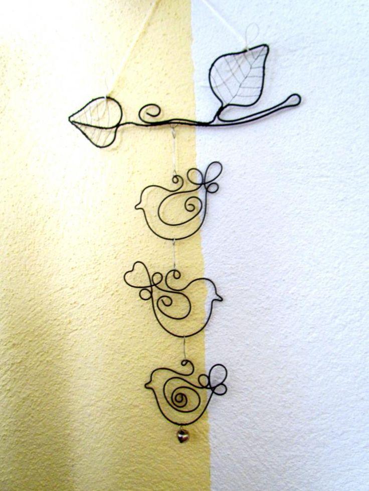 Na konárikU // Lovely li'l birds