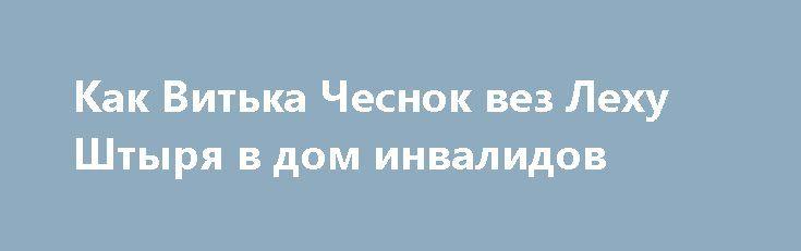 Как Витька Чеснок вез Леху Штыря в дом инвалидов http://hdrezka.biz/film/1535-kak-vitka-chesnok-vez-lehu-shtyrya-v-dom-invalidov.html