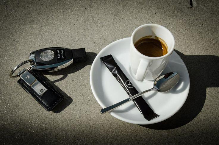Espresso mit Kick - Mercedes-AMG C43 Coupé