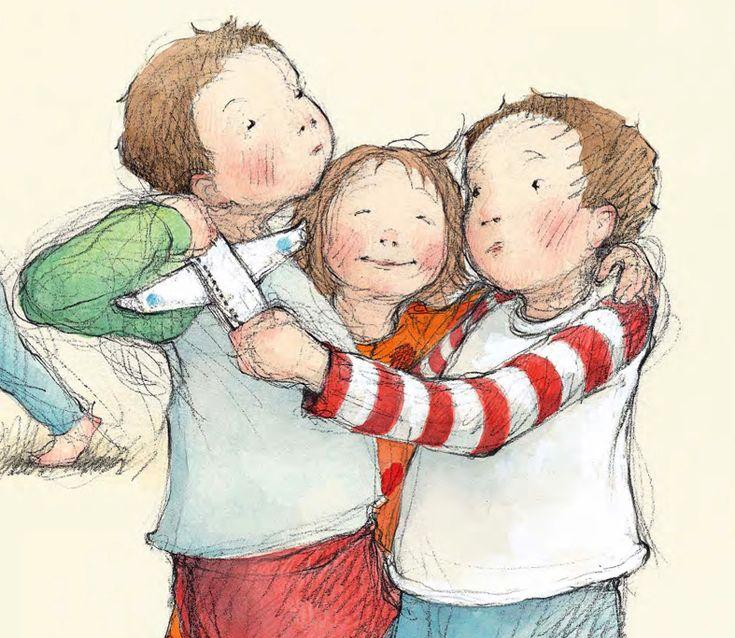 Freya Blackwood illustration | Freya Blackwood: The Runaway Hug Returns.  http://www.booksillustrated.com.au/bi_books_indiv.php?id=32