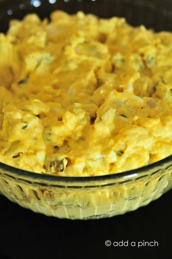 Southern Cooking ~ Southern Potato Salad Recipe food salads potato potatosalad