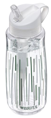 Large Water Bottle with Straw: Big 34 oz Bottle | Brita®