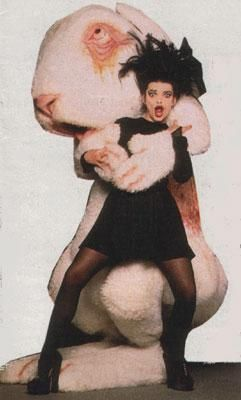 Nina hagen for PETA..or something