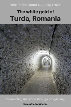 Though today we take salt for granted, it was once as valuable as gold, and the Salina Turda Salt Mine in Romania was an important source for eastern Europe via @holeinthedonut