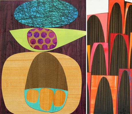 Heres a little friday color inspiration from rex ray a sf based artist
