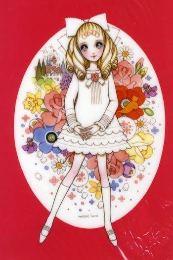 illustration by Takahashi Makoto