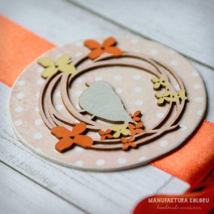 manufaktura koloru - handmade accessories: # 184 - leporello