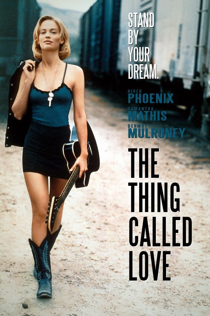 Throwbackthursday dramatic dress mona lucero fashion design - The Thing Called Love Is An American Comedy Drama Film Released In It Was Directed By Peter Bogdanovich The Film S Tagline Is Stand By Your Dream