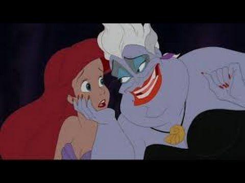 Pelicula Completa en Español Latino ★ La sirenita Disney Película de Car...