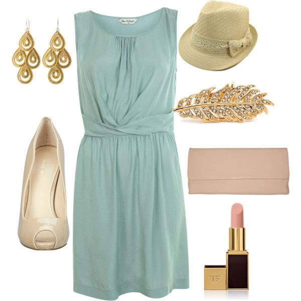 A fashion look from February 2012 featuring Miss Selfridge dresses, Nine West pumps and CC SKYE rings. Browse and shop related looks.
